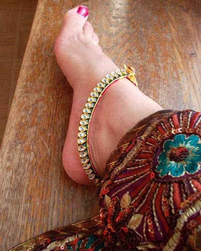 Traditional Anklets Designs