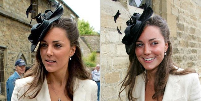 Twists and Turns Kate Middleton Head gears