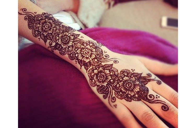 47 Latest New And Fancy Ramzan Mehndi Designs Eid Special
