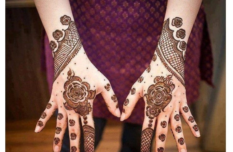 Popular Easy Mehndi Images for free download