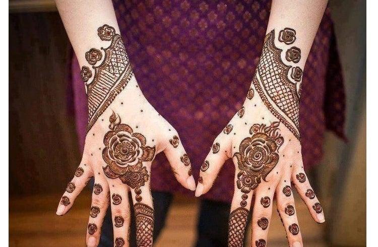 Henna designs for eid