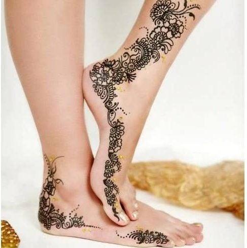 Latest mehndi designs for-eid