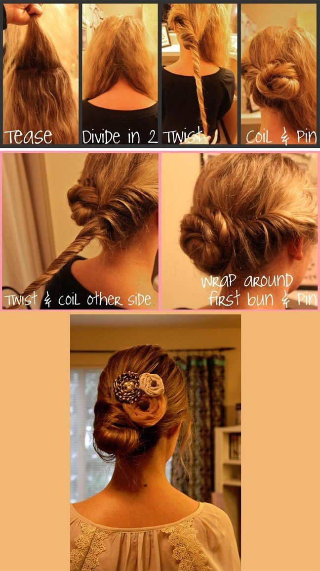 Quick And Easy 5 DIY Hairstyles For Lazy Mornings