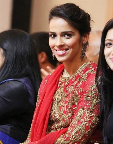 Saina Nehwal simplicity