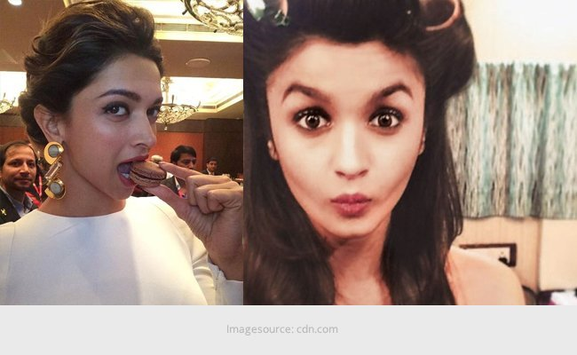 25 Fun, Sweet, Cute and Mad Bollywood Selfies