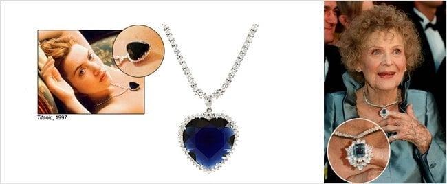 Heart Ocean Diamond