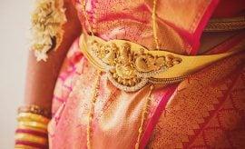 Jewelled Bridal Kamarbands