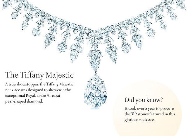 Majestic Diamond Necklace