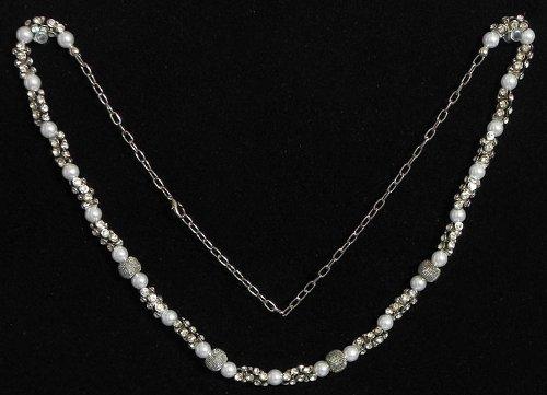 Modern Pearls Kamarband