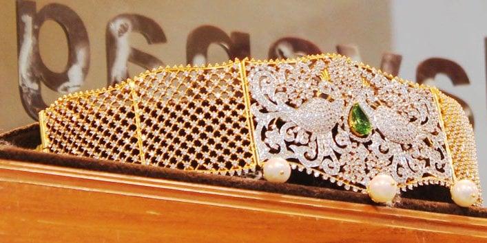 Royal Kamarband Style
