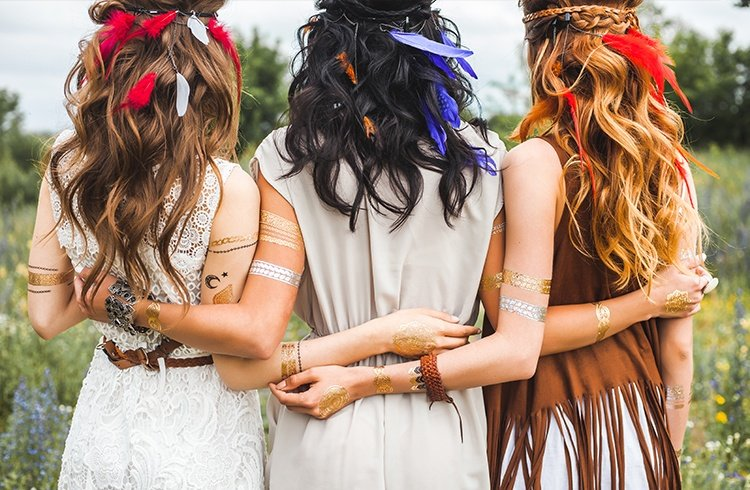 The Bohemian Style Trend How To Boho From Head To Toe