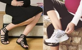 Footwear For Pregnant Women