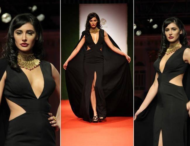 Nargis Fakhri for AZVA