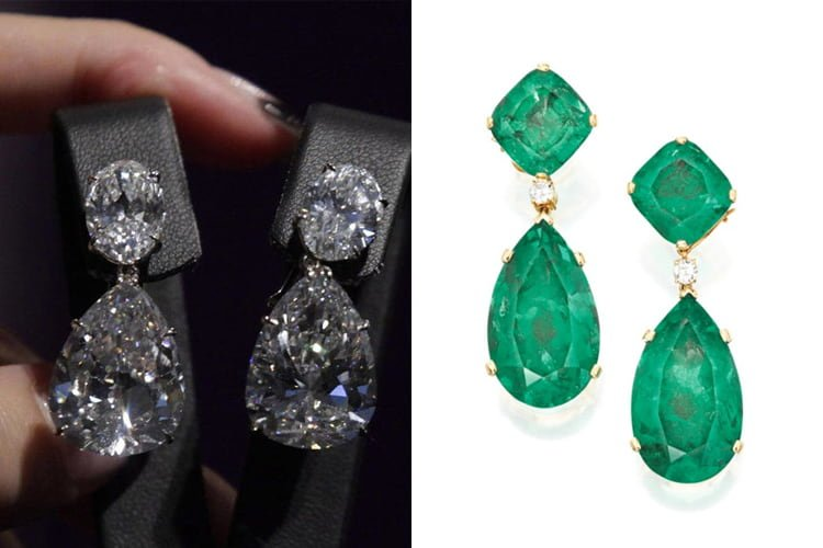 Worlds Most Expensive Earrings