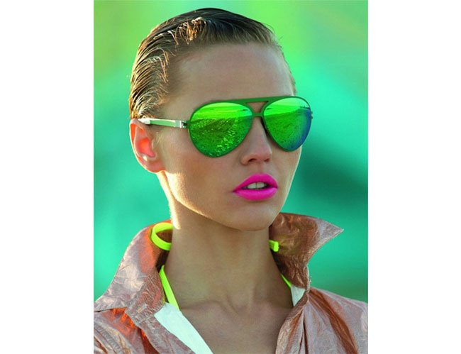Accessorizing with Neon Colors
