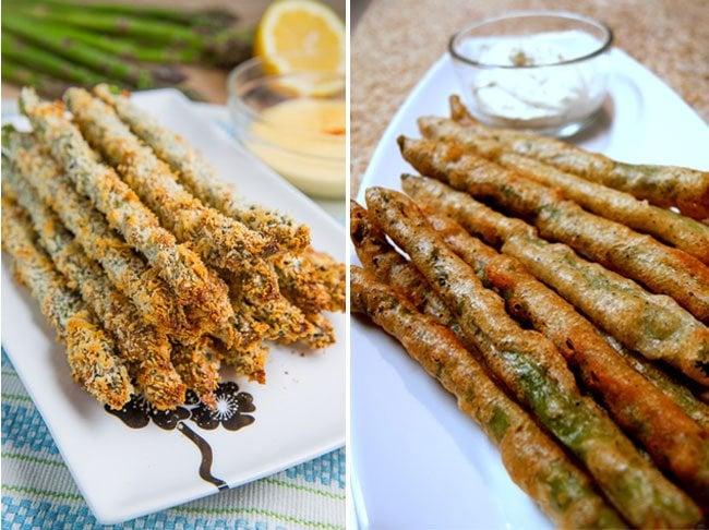 Asparagus Chips