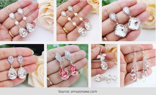 Beautiful Swarovski Earrings