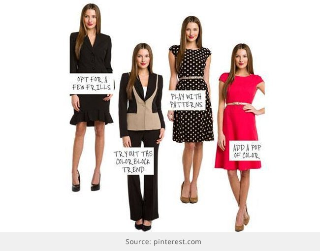 Corporate Dress Code for All Office Events and Parties