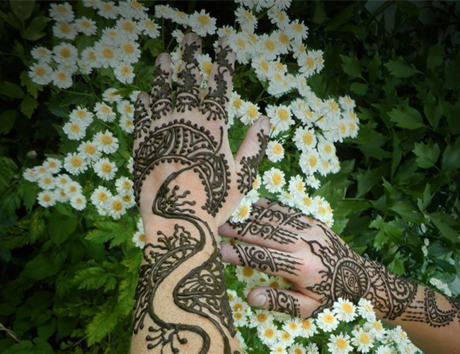 Indian Henna Designs Unfold Deeper Meanings Significances