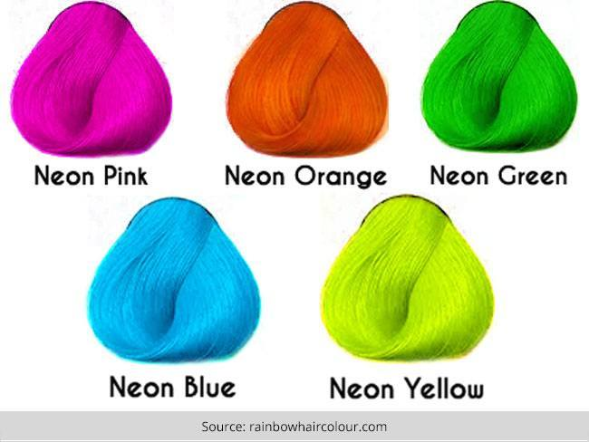 How To Get the Neon Trend Right