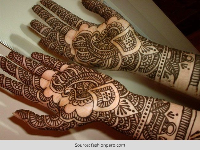 Mehndi Heart Tattoo Design : Indian henna designs u unfold deeper meanings significances