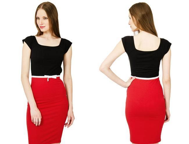 Mddleton Red Dress