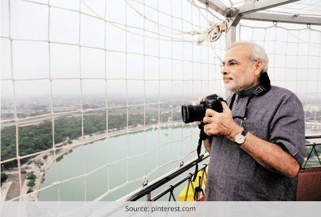 Meets Politics Narendra Modi