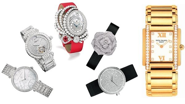 5 Most Expensive Diamond Watches for Women
