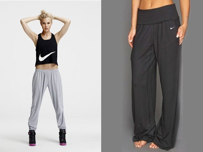 Cool Nike Running Crew Track Pants For Women