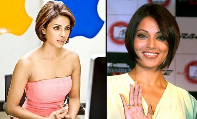 Priyanka and Bipasha