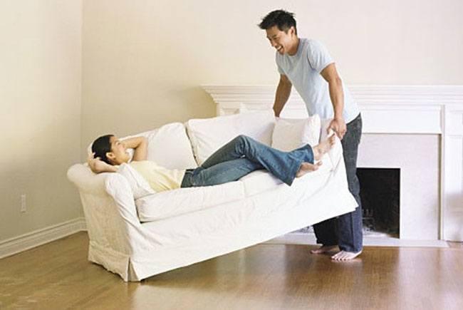 Rearrange Furniture