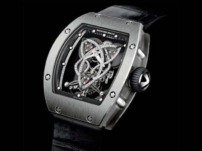 Richard-Mille Caliber RM 019 Celtic Knot Tourbillon