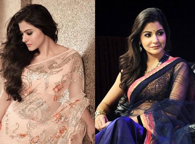 Traditional Bollywood Celebrity Hairstyles
