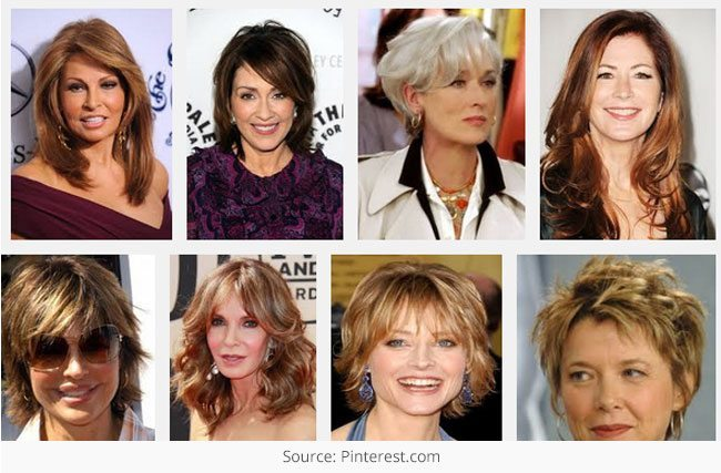 Smart and Classy Hairstyles