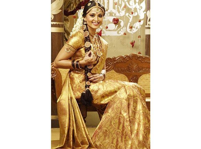 An Insight To South Indian Brides Bridal Hairstyles Amp More