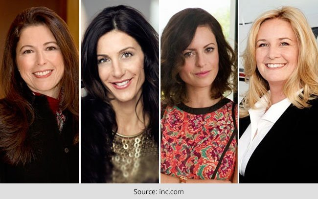 Women CEO s across the World