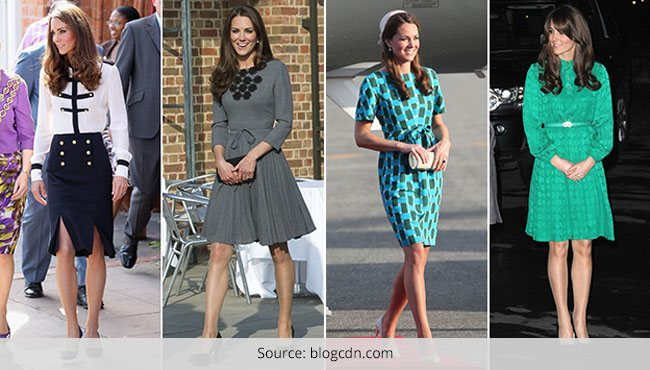 complete insight on Kate Middleton s Apparel Designers