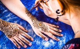 How to Apply Henna Mehndi Designs