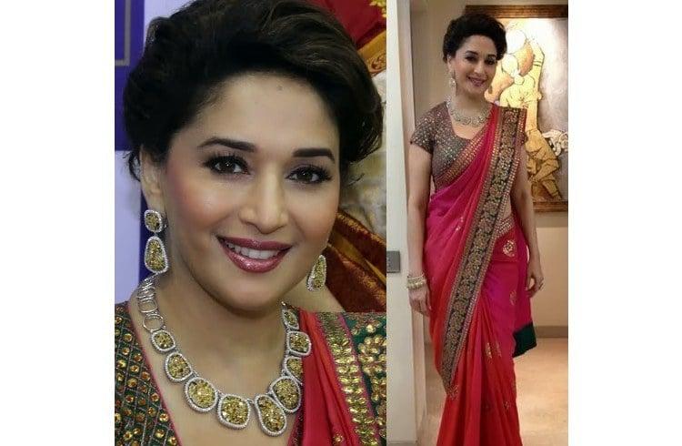 Madhuri Dixit Hairstyles