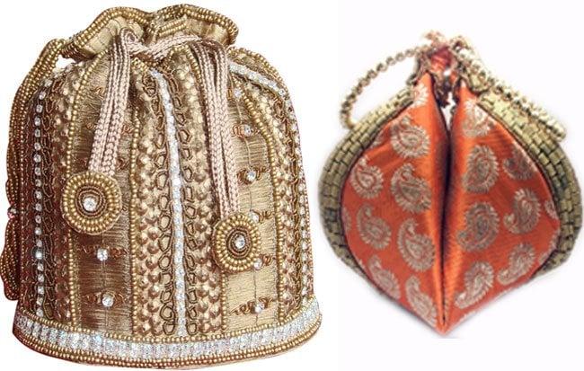 newer take on potli bags