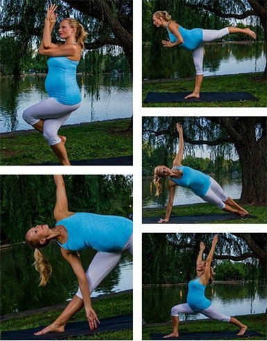 benefits of prenatal yoga for pregnant and expecting mothers