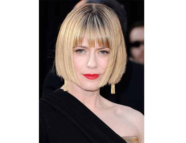 Short Hairstyles With Bangs: 14 Hairstyles For Short Hair With Bangs
