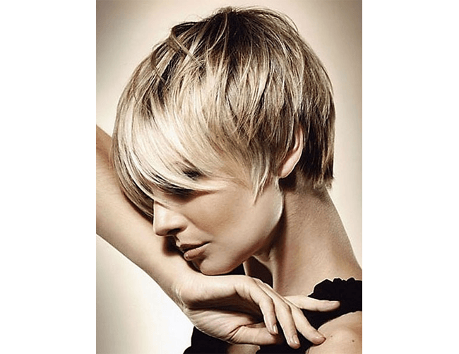 14 Hairstyles For Short Hair With Bangs