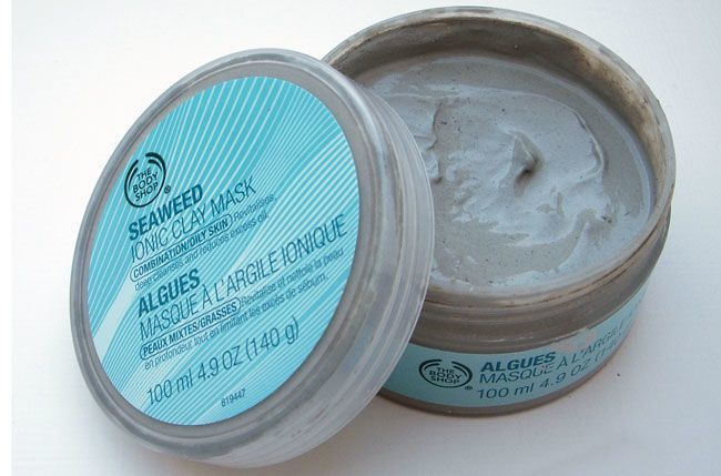 Body Shop Seaweed Iconic Clay Mask