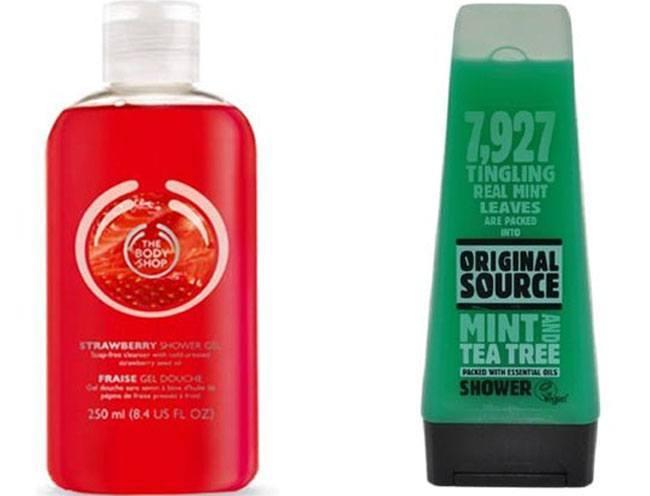 Body Wash Shower Gel