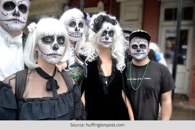 Crazy Fun and Interesting Halloween Fashion