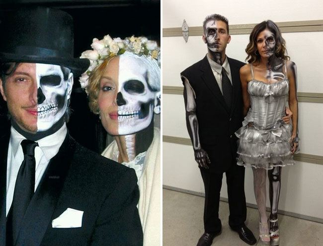 Dead Groom and Bride