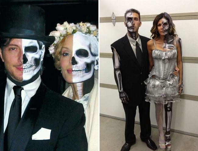 Dead Groom and Bride