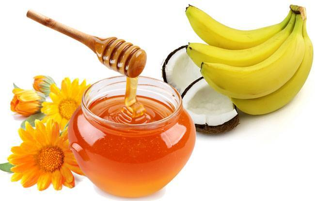 Honey banana and onion juice to cure Itchy Scalp