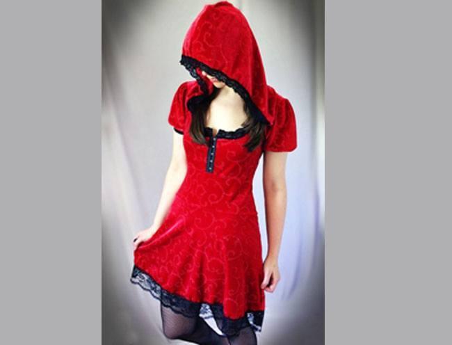 Hood Inspired Costume